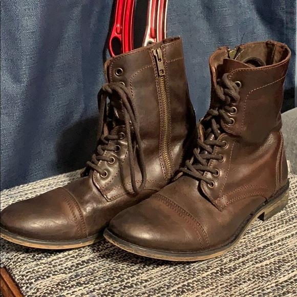 8210f2f9ac2 Steve Madden boots Trek. M 5c29813cc9bf50a2a37aacf4